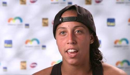 Keys Interview: WTA Miami 3R