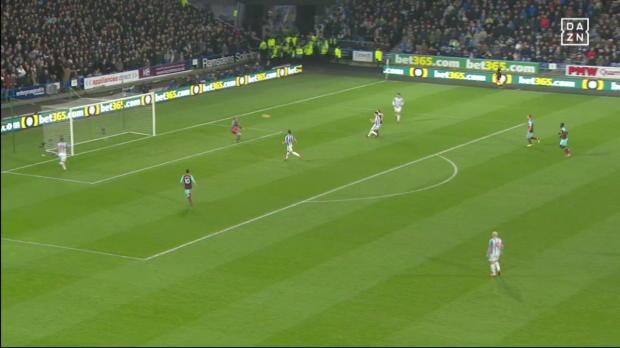 Huddersfield - West Ham