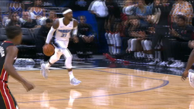 Assist Of The Night: Elfrid Payton