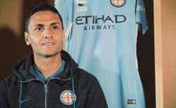 We officially welcome new signing Marcelo Carrusca as he offers insights into his move to Melbourne City FC ahead of the 2017/18 season. #WelcomeChelo