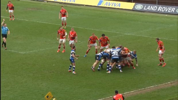 Aviva Premiership - Welsh v Bath