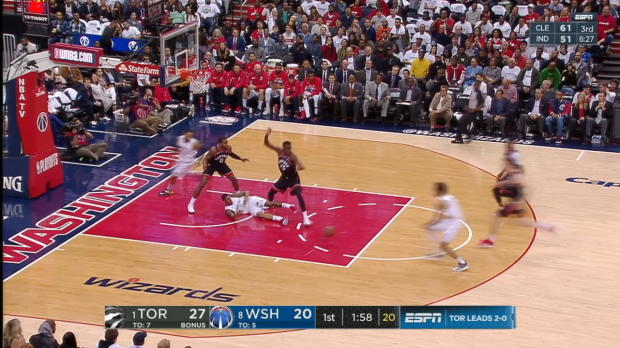 Steal of the Night: Bradley Beal
