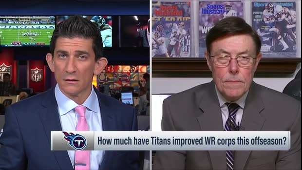 Charley Casserly: Tennessee Titans' wide receiver additions can take this offense 'to another level'