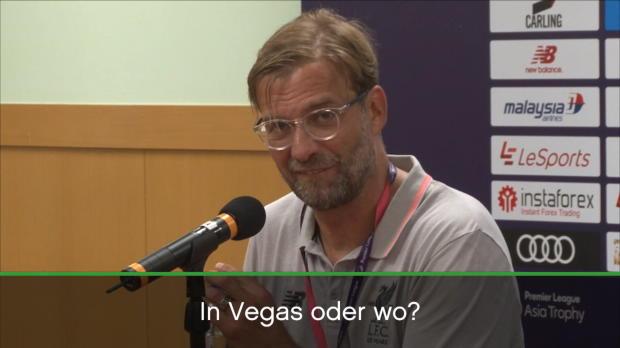 "Klopp-Poker um Naby Keita: ""In Vegas?"""
