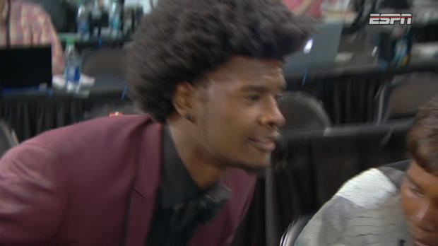 Josh Jackson Drafted 4th Overall By Phoenix Suns