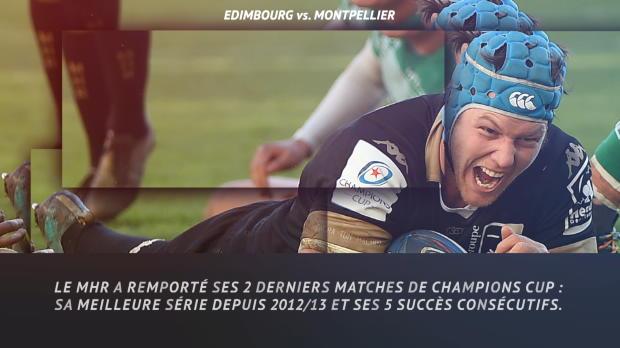 Rugby : 6e j. - Le programme des clubs français
