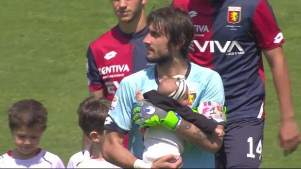 CFC Genua - FC Turin