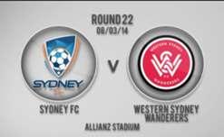 Sydney v Wanderers 2nd Half Highlights