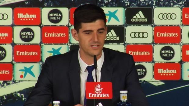 """Hazard zu Real? Courtois: """"Wäre fantastisch"""""""