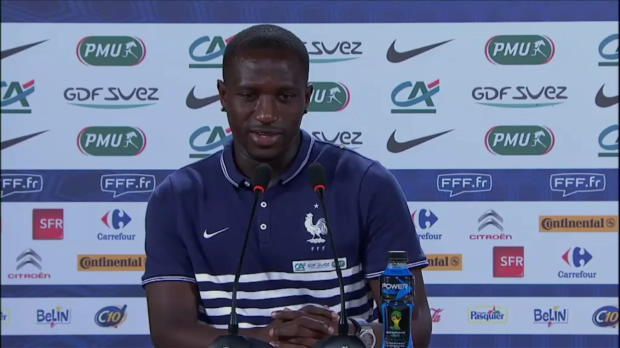 Bleus - Sissoko : '6 bons mois � Newcastle'