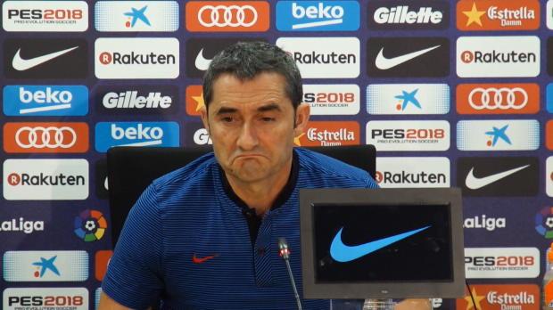 Valverde zu Messi-Vertrag und Griezmann-Transfer