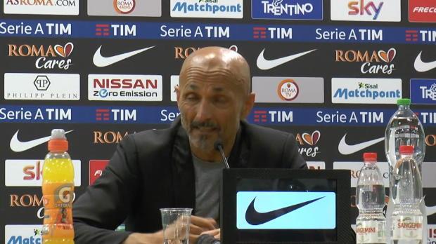 """Spalletti zu Totti: """"Habe Fehler gemacht"""""""