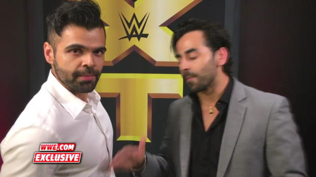 "Bollywood Boyz promise a ""butter chicken beatdown"": WWE.com Exclusive, Sept. 30, 2016"