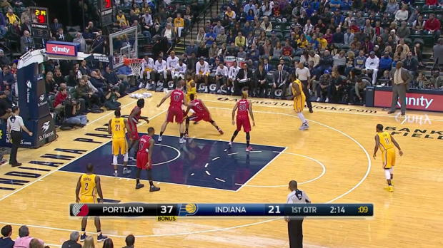 WSC: Paul George nets 37 points in win over the Trail Blazers