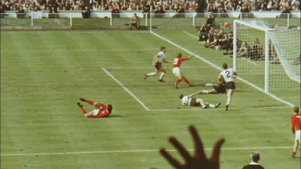 Wembley-Tor: Dieser Mann schrieb Geschichte