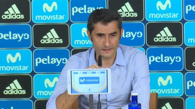 "Supercup: Valverde besorgt: ""Schnell fangen"""