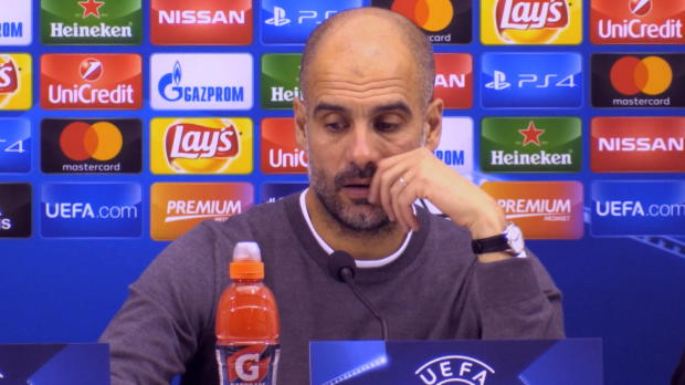 Guardiola stolz nach hartem Test in Neapel