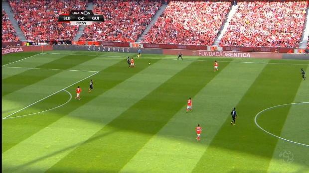 Vierter Streich! Benfica vorzeitig Meister