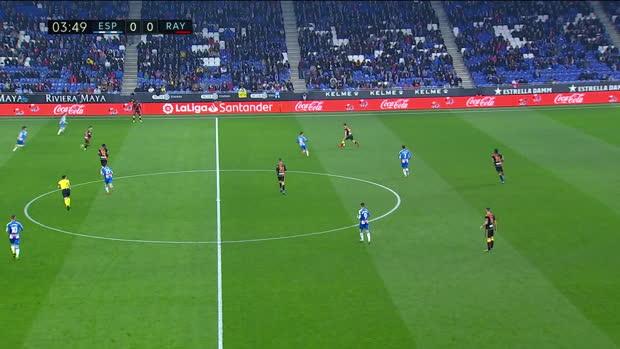 LaLiga: Espanyol - Rayo Vallecano | DAZN Highlights