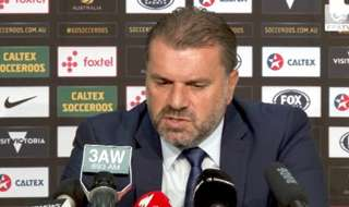 Ange Postecoglou has been impressed by the form of some of his Caltex Socceroos stars playing in Europe.