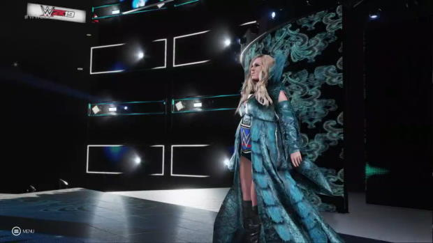 WWE 2K19 entrance mashup: Charlotte Flair as Ric Flair