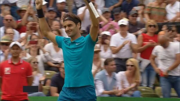 Tennis : Stuttgart - Federer, le retour du patron
