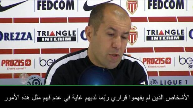 كرة قدم:الدوري الفرنسي: يارديم يعلل اراحته لنجومه في الخسارة امام سان جيرمان