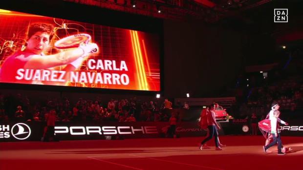 Mladenovic - Suarez-Navarro