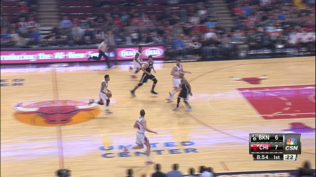 Assist of the Night: Derrick Rose