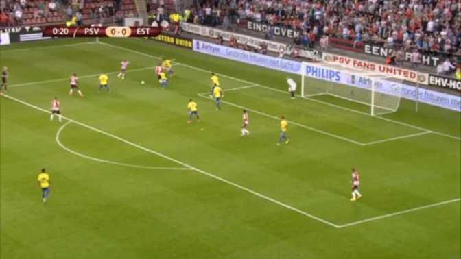 L.Europa : PSV Eindhoven 1-0 Estoril