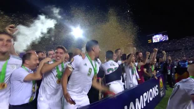 Afrika-Cup: Senegal - Algerien | DAZN Highlights