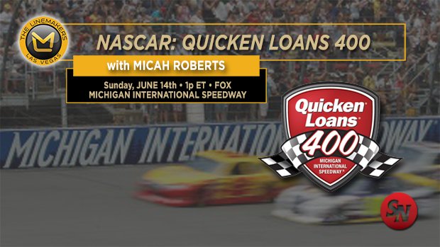NASCAR Quicken Loans 400