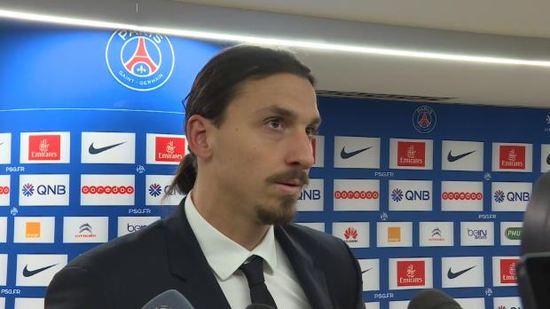23e j. - Ibrahimovic - 'Si on joue � notre niveau, je ne suis pas inquiet'