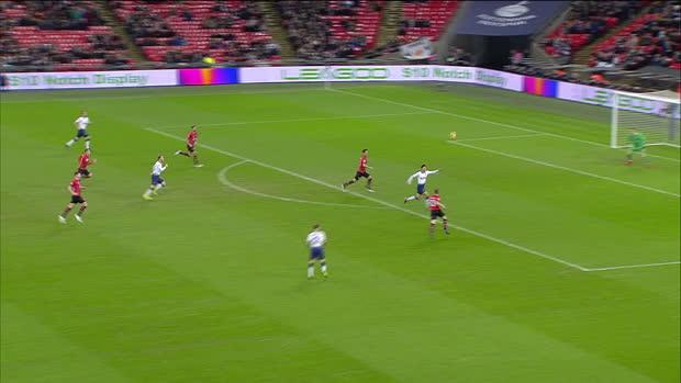 Premier League: Tottenham - Southampton | DAZN Highlights