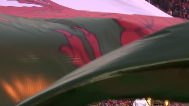 Wales - England