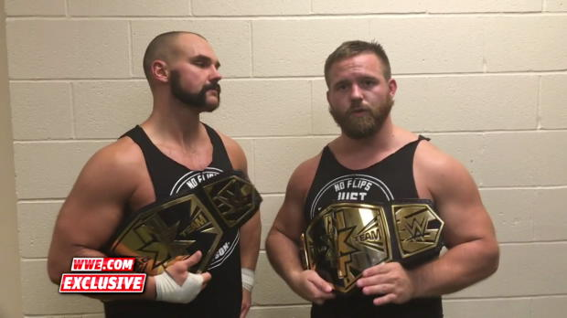 """Will The Revival be the """"top guys"""" in the Dusty Classic?: WWE.com Exclusive, Sept. 30, 2016"""