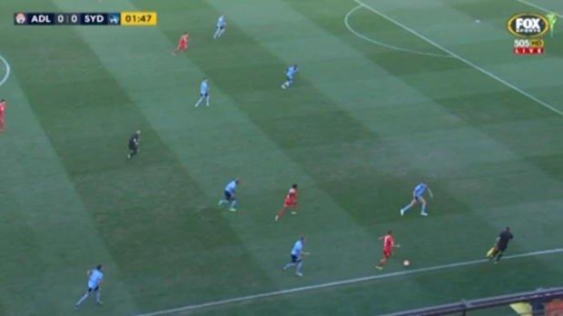 Reds v Sydney FC highlights