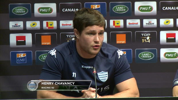 Top 14 - Finale : Chavancy : 'Une chance inou�e'