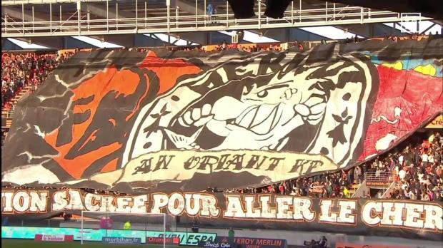 Lorient - Bordeaux