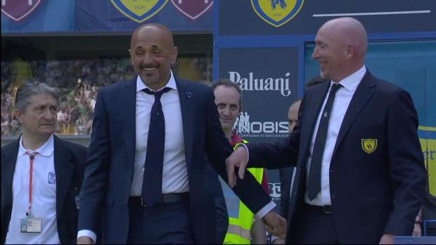 Chievo Verona - Inter Mailand