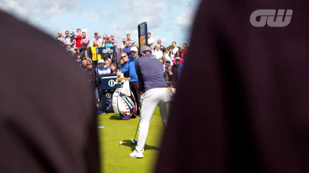 The Open: Rory McIlroy