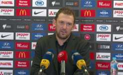 Tony Popovic was frustrated after Western Sydney were made to settle for a point against the Reds on Saturday.