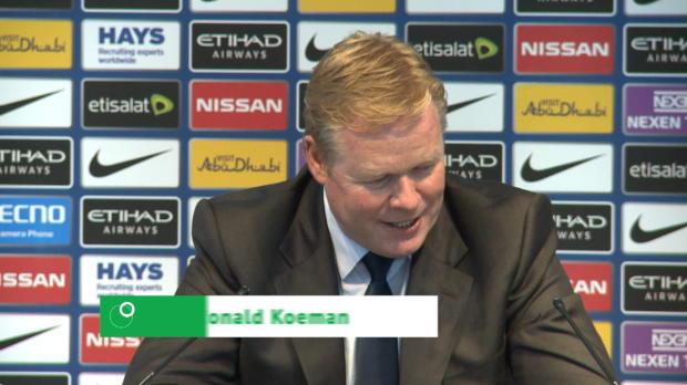 """Koeman: """"Rooney weiß, wie man Titel holt"""""""