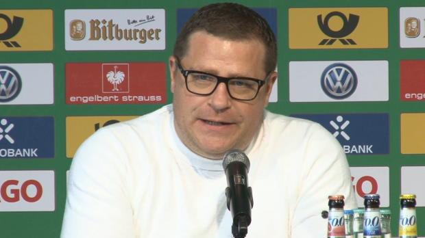"Eberl vor Frankfurt: ""Das Stadion muss beben"""