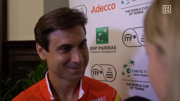 Davis Cup: Ferrer: Zverev zukünftige Nummer eins
