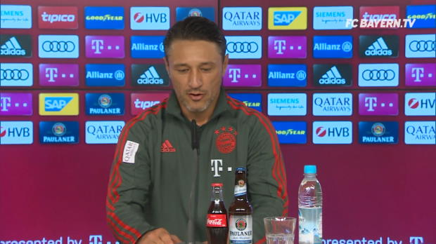 """Kovac vor Supercup: """"Absolut besonderes Spiel"""""""