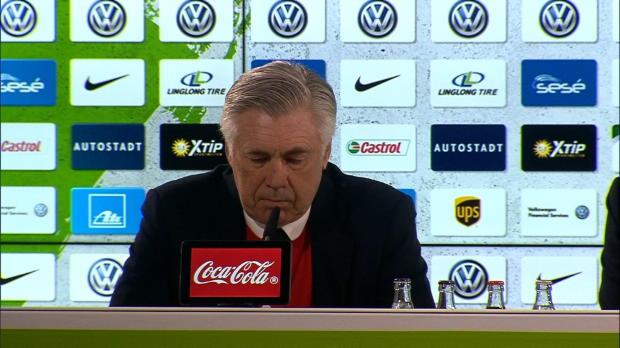 Meister! Ancelotti dankt seinen Spielern