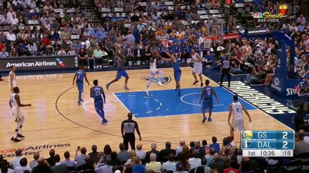 WSC: Stephen Curry (29 points) Game Highlights vs. Dallas Mavericks