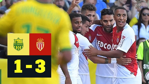 Nantes - Monaco