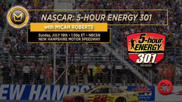 NASCAR 5 Hour Energy 301